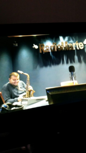 Radio Marte (foto da webcam)
